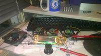 Trzykanałowy sterownik wentylatorów w komputerze