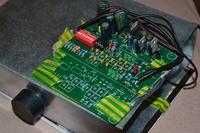 Przedwzmacniacz mikrofonowy AVT2703B zniekszta�ca d�wi�k