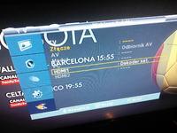 Na złączu EURO telewizor normalnie działa, na złączu HDMI czarny obraz...