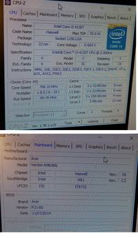 Acer Veriton N4630G nie działa jeden z dwóch przednich portów usb i czytnik kart