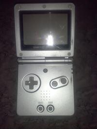 [Sprzedam] GameBoy Advance SP + SuperCard + pokrowiec