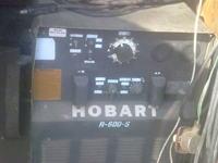 Hobart R-600-S opis spawarki-prostownika, opinie