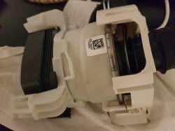 Zmywarka Electrolux ESI8810RAX - grzałka nie grzeje wody.