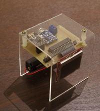 Termometr bezprzewodowy (stacja pogodowa) - NRF24L01