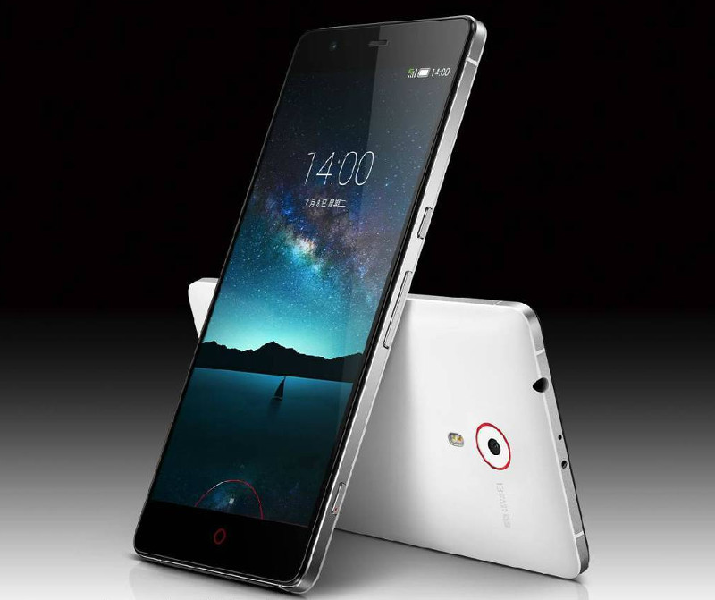 "ZTE Nubia Z7 Max - smartphone z 5,5"" ekranem 1440p i Snapdragon 801"