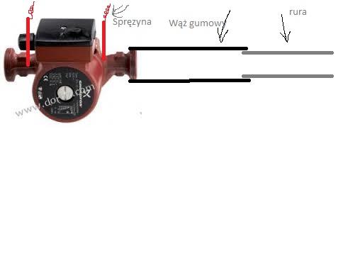 Grundfos UPER 25-80 - jak zmniejszy� obroty