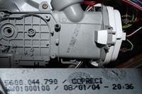 Zmywarka Bosch Logixx - nie kręci dolnym śmigłem