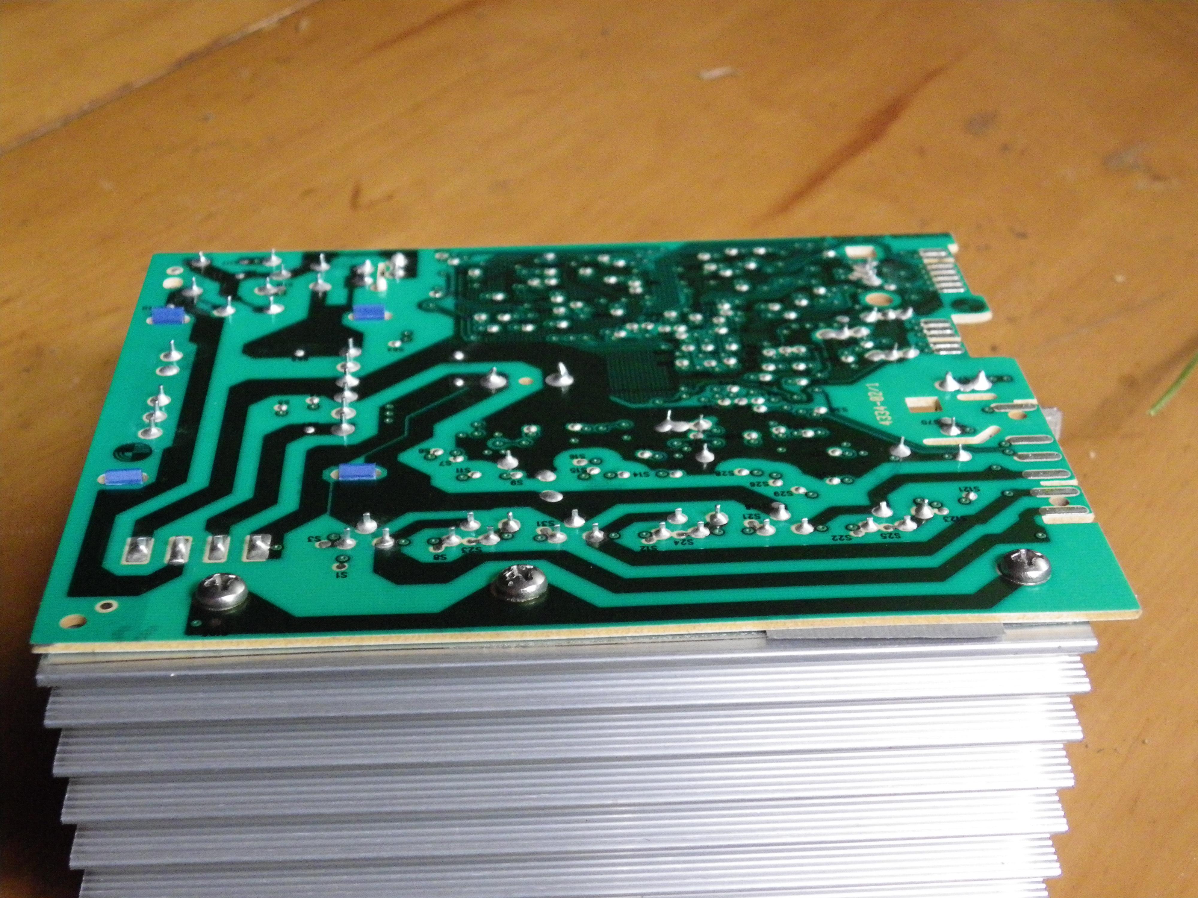 aeg-elektrolux 72850 - usterka programatora ,programu  jak wyw�a� tryb serwisowy