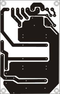 Wzmacniacz lampowy SE na 1x ECC 83 i 2x EL 84.
