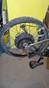 Rower elektryczny (Ebike) baza Giant Terrago