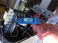 jak podłączyć oodbiornik EcoStar RE1 hormann do Nice Robus 600