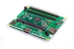 Raspberry Pi Compute Module 3+ z BCM2837B0 i nawet 32GB flash