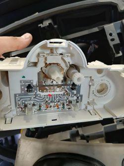 Klimatyzacja manualna Scenic II 1,6 16V