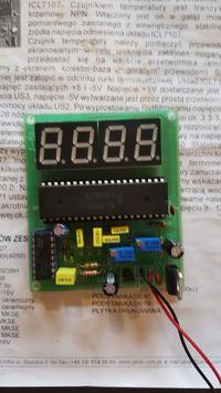 Termometr elektroniczny cyfrowy Jabel J-51 nie działa poprawnie