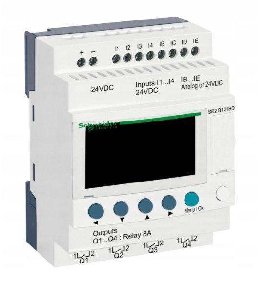 Omron Sysmac CQM1 budowa systemu. Wstęp czyli co to jest PLC