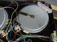 Plyta Whirlpool AKM 605 - Wymiana pola z plyty AKM 605 na pole z AKR 105