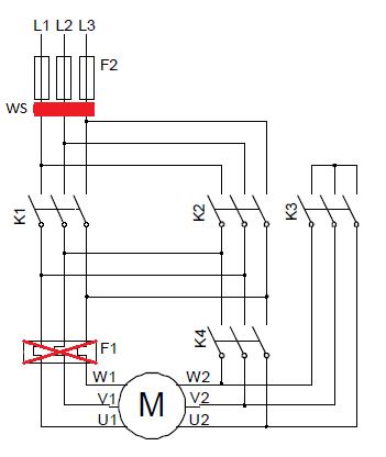 Automatyczny rozruch gwiazda/trójkąt