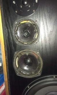 Jaki głośnik ? i jak odnowic kolumny :)