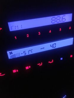 Golf 4 climatronic - Brak regulacji temperatury czujnik pokazuje -51 stopni