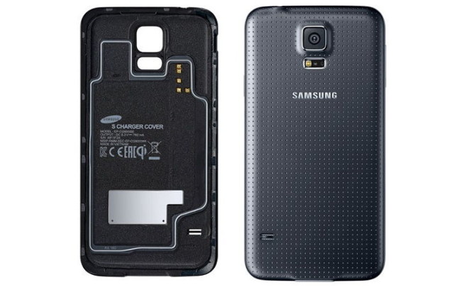 Wireless Charging Battery Cover dla Samsung Galaxy S5 w przedsprzeda�y