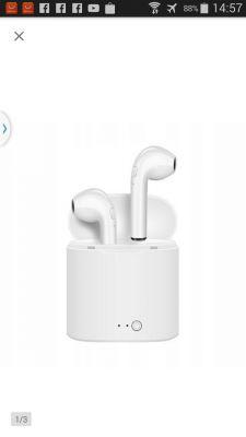 Słuchawki is7 - Bluetooth z powerbank kompatbilność