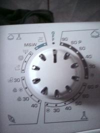 Candy Goy 105 - Zepsuty programator w pralce?