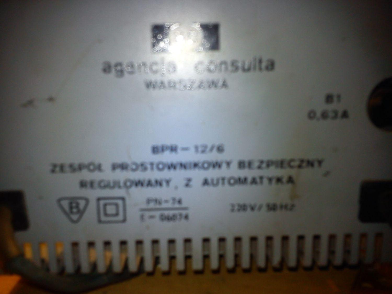 Prostownik BZP 12/2,5W czy mo�na �adowa� akumulator samochodowy?