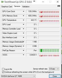 Lenovo z510 - wyłącza się podczas instalacji sterowników Nvidia
