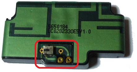 Zas�ona aparatu nie reaguje na ods�oni�cie Nokia 6220 Classic