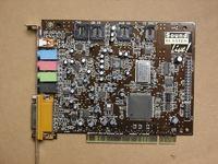 Creative SB Live! 5.1 SB0060 - pod��czenie panela przedniego