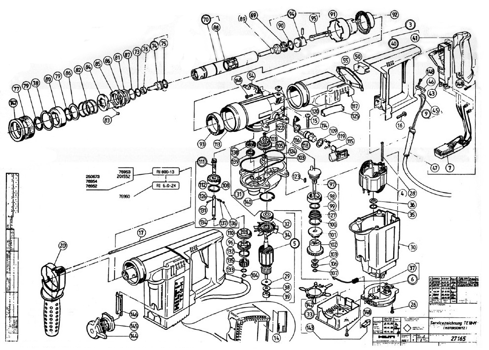 hilti dd 130 parts diagram  hilti  get free image about
