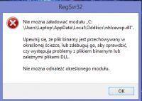 Regsvr32 - Windows 8 regsvr32 nie można załadować modułu