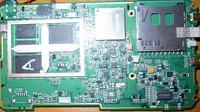 Uszkodzony GPS EasyLite 3600, tylko podświetlenie LCD