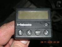 WEBASTO THERMO TOP DW50 - schemat podłączeń.