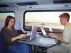 Poprawa dostępu do Internetu w pociągach