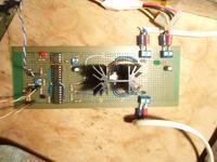 fototranzystor jako wejście przerzutnika JK