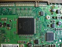 Seagate Barracuda 7200.10 320GB odwrotnie podłączone zasilan