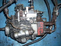 Pompa paliwowa Astra 1.7dtl 96r. (Bosch).