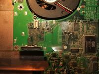 Brak podświetlenia matrycy ACER TM 2430
