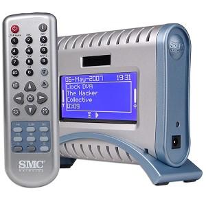 SMC EZ-Stream Wireless Audio Adapter, 11Mbps (SMCWAA-B)