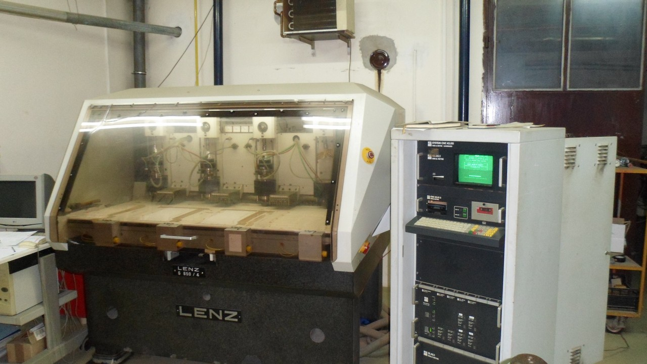 [Sprzedam] Sprzedam maszyny do produkcji PCB
