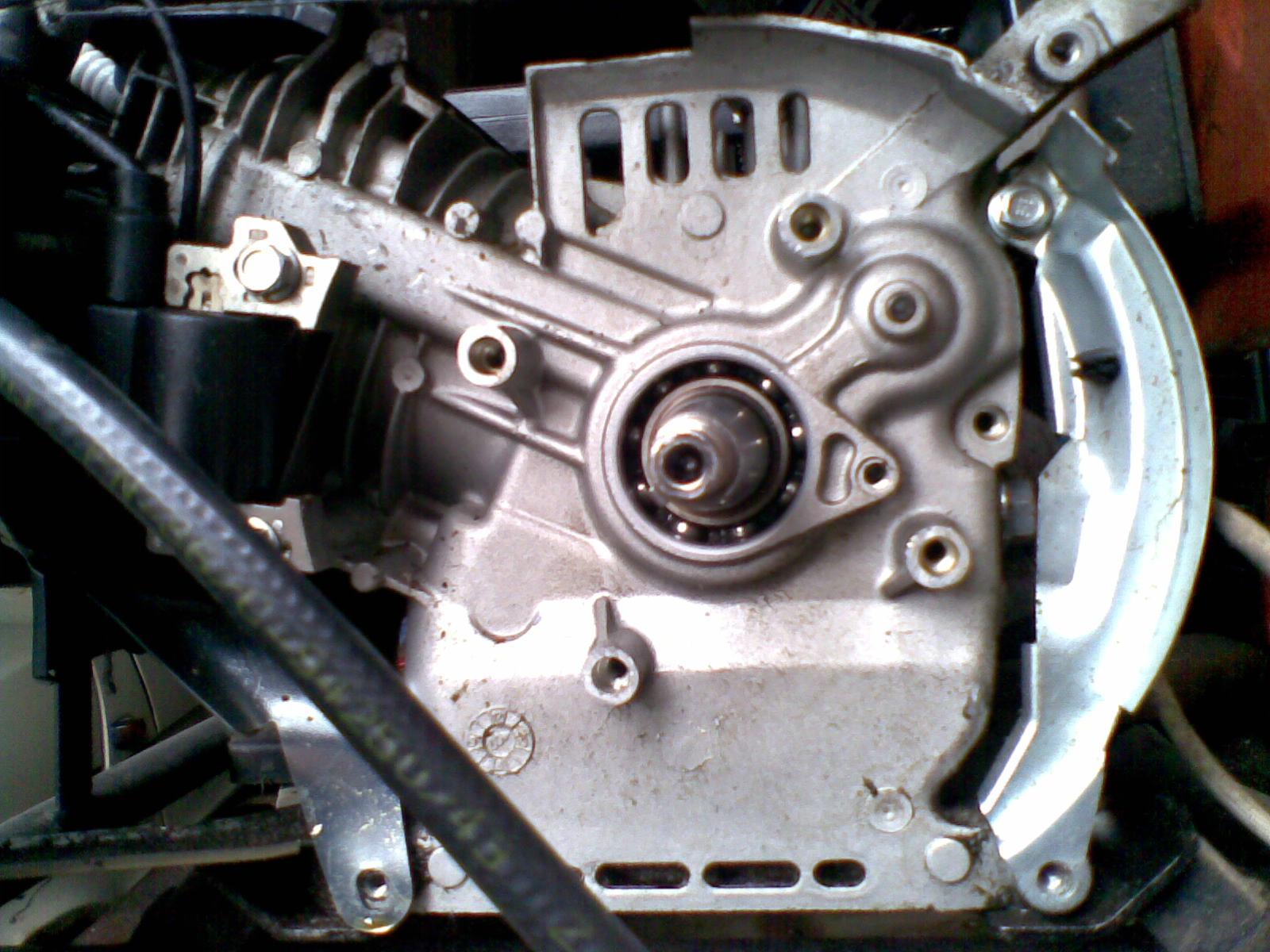 Silnik agregatu Einhell 2500/1 pyta� kilka