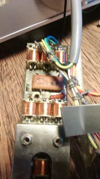 Oscyloskop PM 3240 nie działa kanał B