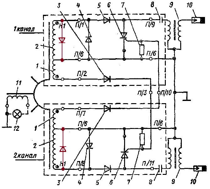 Wietierok 8E  - Modyfikacja zap�onu