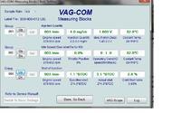 Golf IV 1.9 TDI 2000 - Parametry ustawienia w Vagu