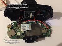 Kamerka samochodowa TRUECAM - naprawa