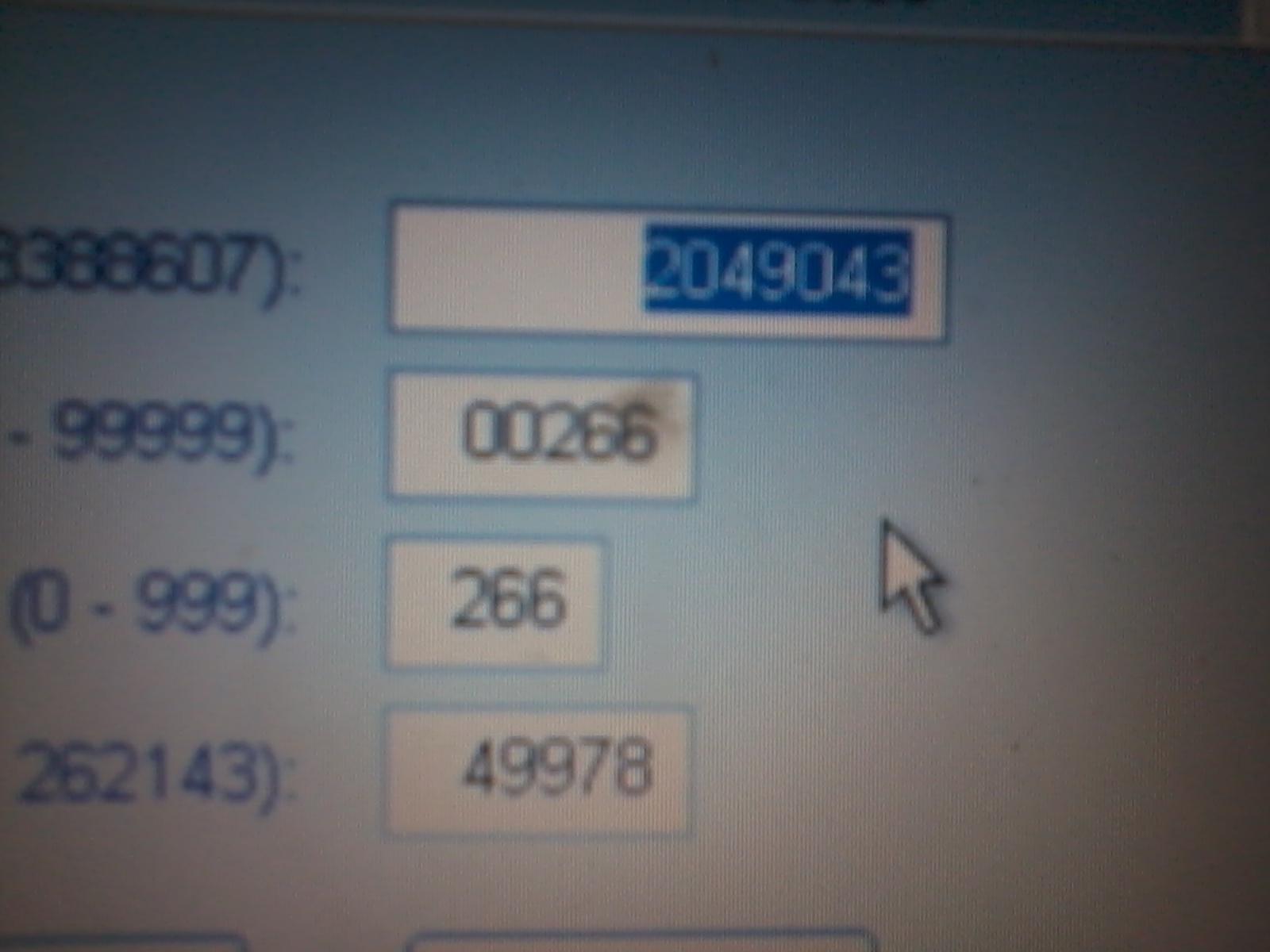 audi a6 2007 - kodowanie vcds kontrolka zuzycia klockow off