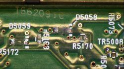 Aisin Audi RNS E - Brak komponentów