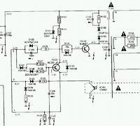 Monitor OKANO CM500 - Naprawa przetwornicy..