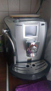 Saeco Talea Touch Plus - Czyszczenie spieniacza do mleka.